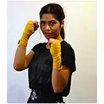 Fighterz Inc Fighter- Zubeida Hendricks